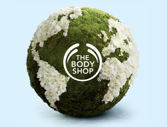 KAITSE SINAGI! Mida teeb ilubränd The Body Shop, et kaitsta meie planeeti?