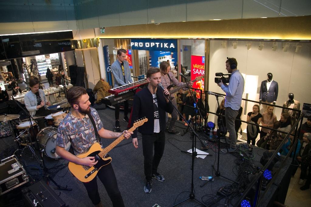 MOEKUULUTAJA! Eesti Laulu võitjad hullutasid Tartus publikut