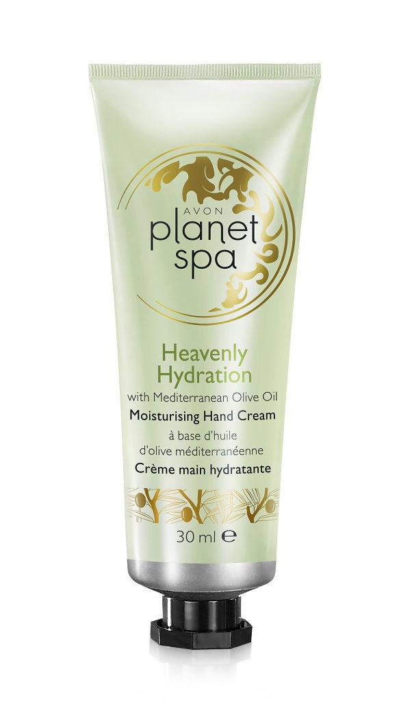 Planet Spa Vahemere oliiviõliga kätekreem