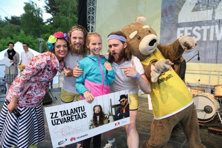 TALENDIKONKURSS! Eesti andekaid lapsi ja noori oodatakse Baltikumi talendikonkursile