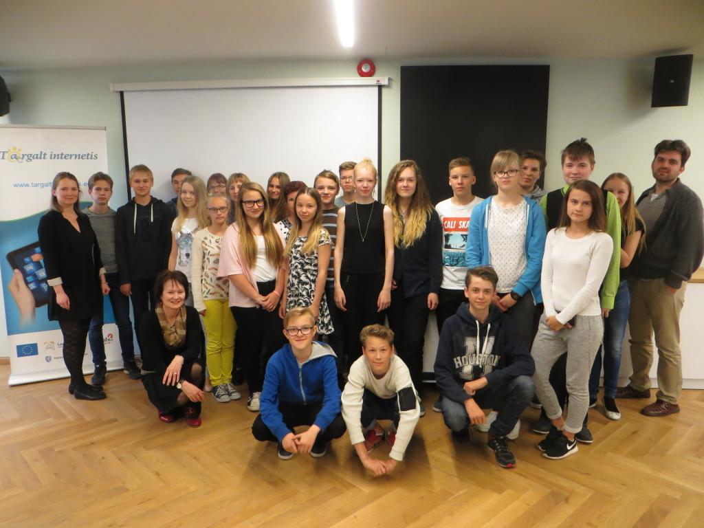 NUTIKALT NETIS! Täna selgusid Eesti koolide kõige nutikamad netis