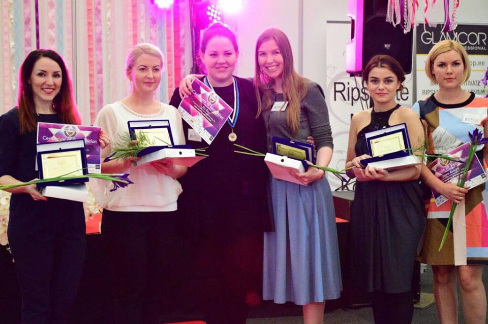 WOW STUDIO! Baltic Beauty Cup andis Kristina Toomele võimaluse end proovile panna