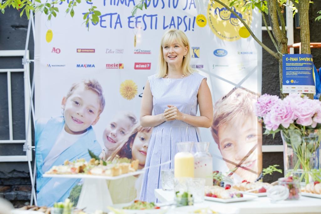 Kampaania žürii liige Hanna-Liina Võsa  Foto: Ardo Kaljuvee