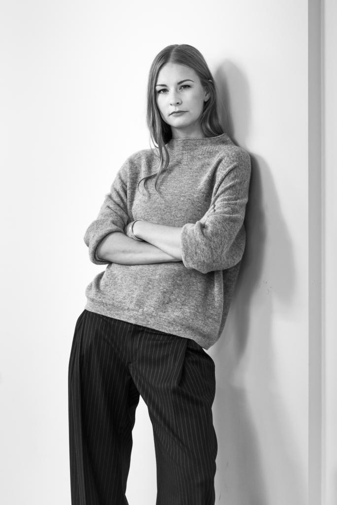Ivo Nikkolo disainer Britta Laumets Foto: Peeter Rästa