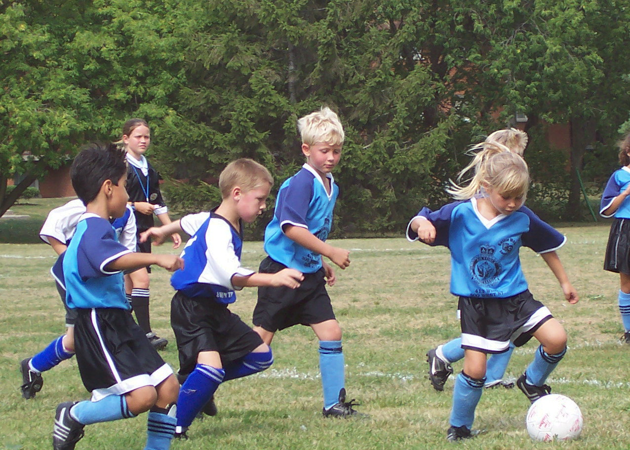 5 põhjust, miks lapsed peaksid spordiga tegelema