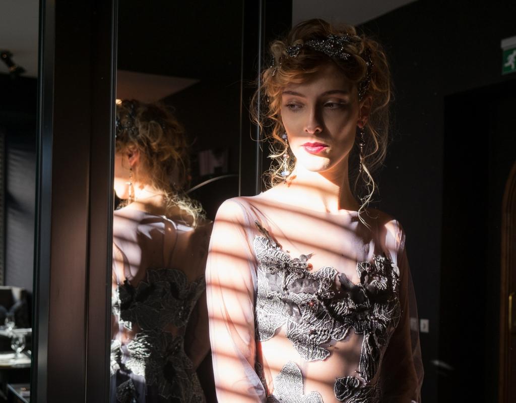 Tiina Talumees esitleb luksuslikku autorikollektsiooni DECO