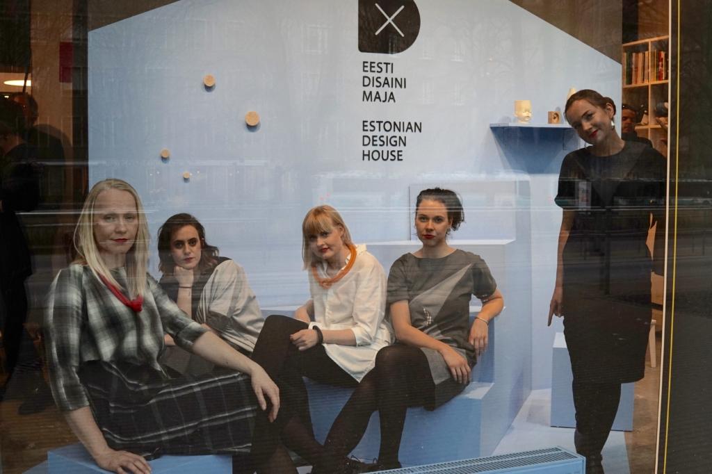 Fotod! Eesti Disaini Maja avas kesklinnas uue poe