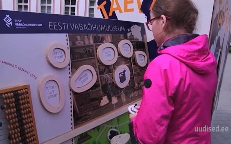 Video! Lapsed tähistavad üheskoos Eesti 100. sünnipäeva