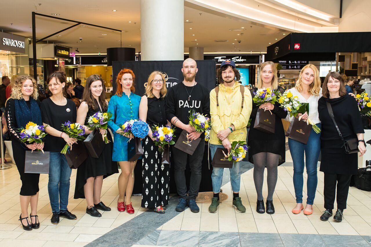 Galerii! Parima Eestist inspireeritud ehteseeria autor on Sille Luiga
