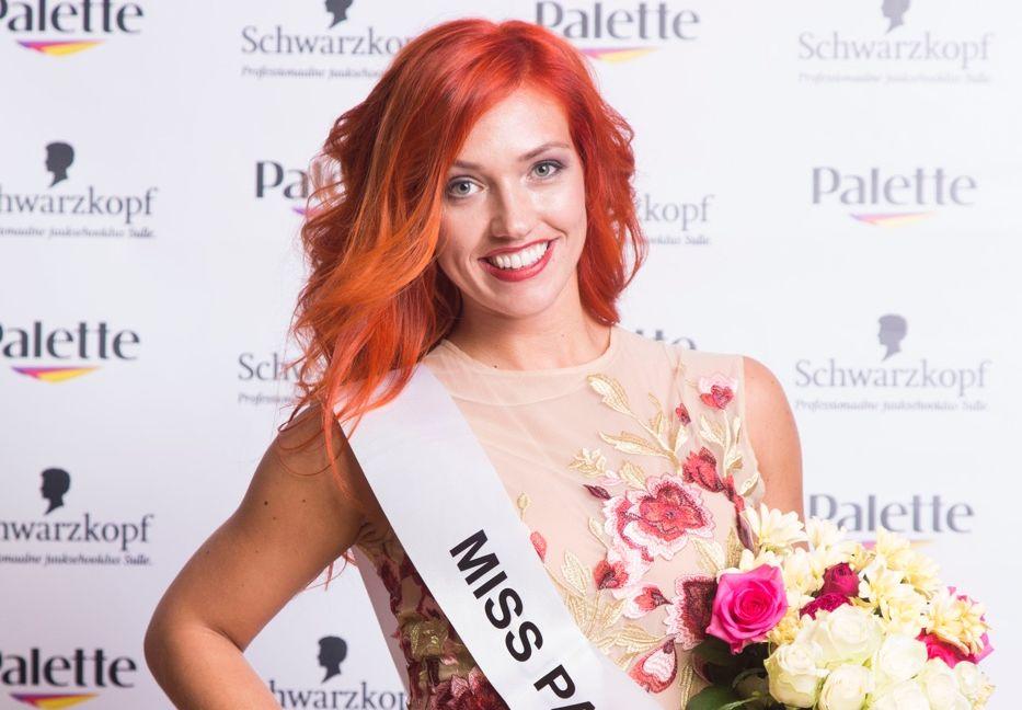 Irina Autio võitis SchwarzkopfiMiss Palettetiitli