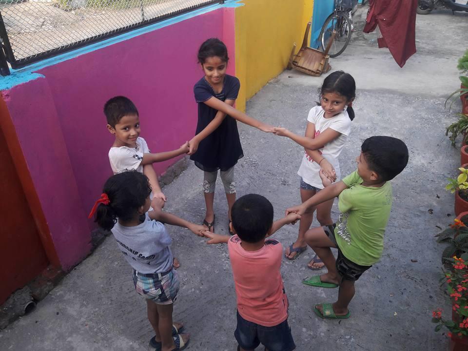 """EESKUJUKS! The Body Shop kampaania """"Mängima rahu heaks""""aitab sõjapõgenike lapsi"""