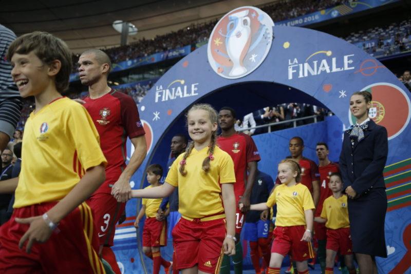 5 põhjust, miks jalgpall on lastele eriti kasulik