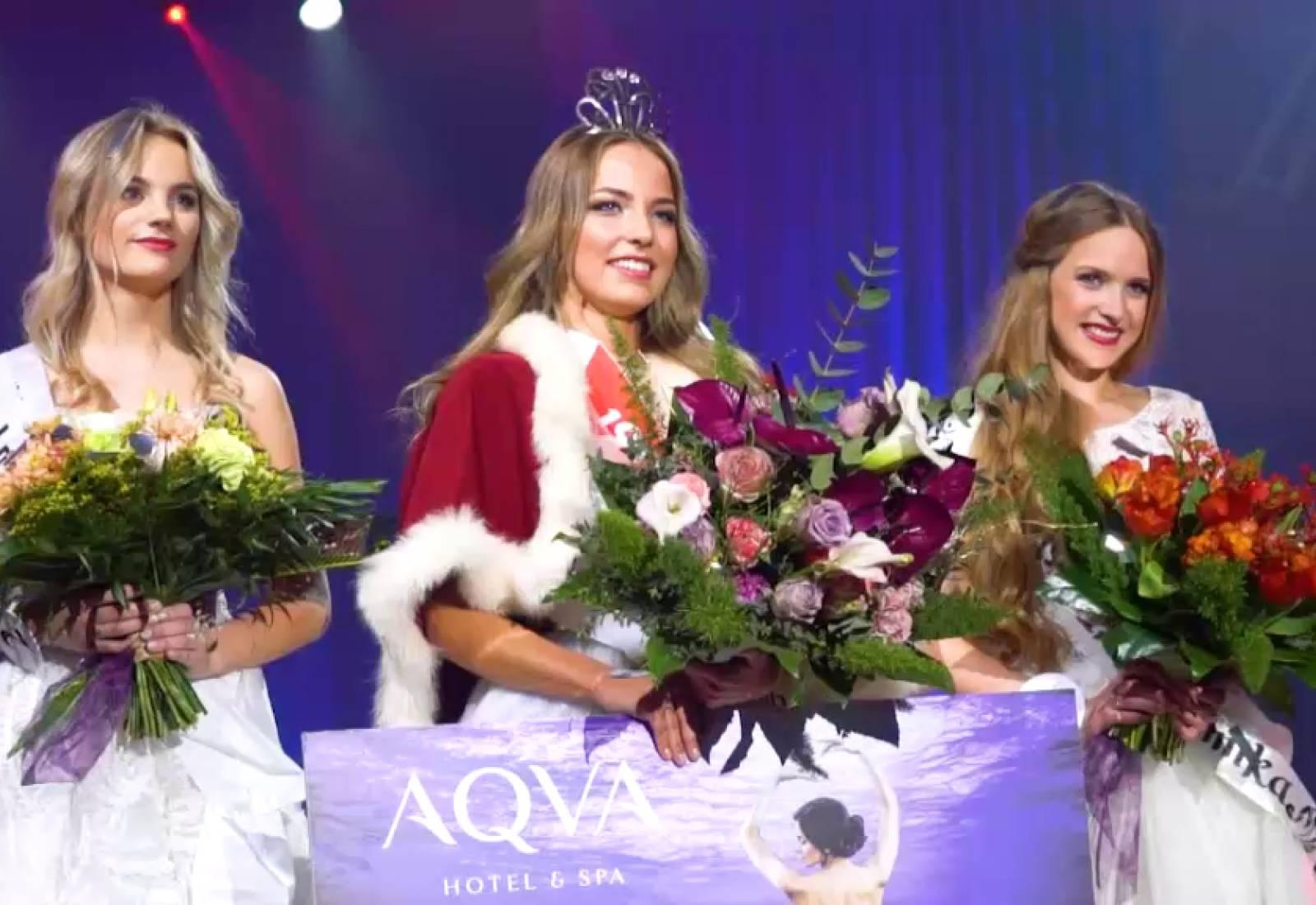 VIDEO! Miss Raplamaa 2018 tiitli pälvis tulevane sisekujundaja Anni Velks