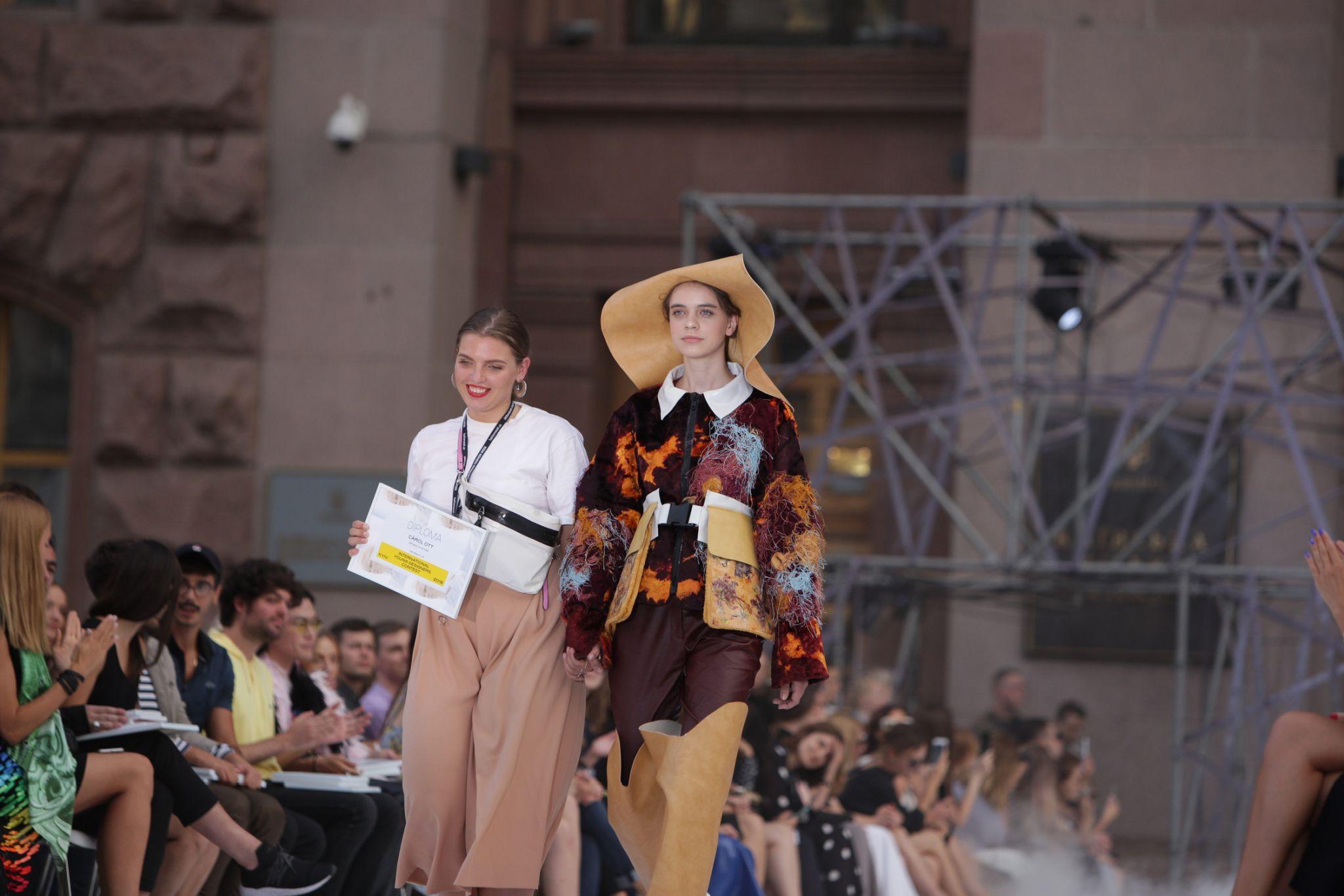 Rahvusvahelise Noorte Disainerite Konkursi võitis eestlane Cärol Ott