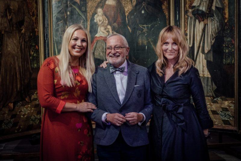 VIDEO! Katrin Kuldma tähistas brändi 25. tegutsemisaastat moeetendusega Niguliste kirikus