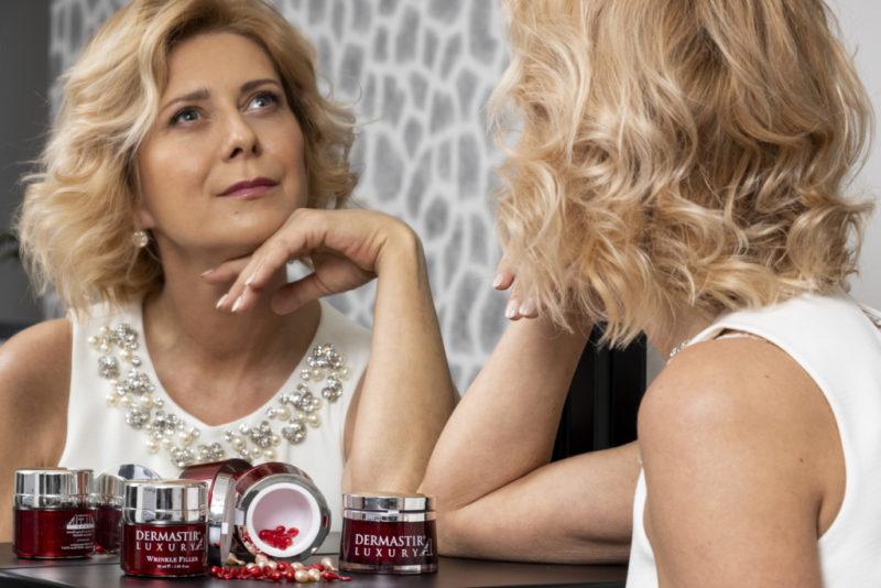 Näitlejanna Ülle Lichtfeldt jagab näpunäited nahahoolduseks enne olulist sündmust