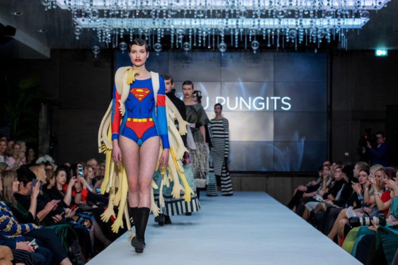 Moesõprade ette jõudis kevadise Tallinn Fashion Weeki viimane vaatus
