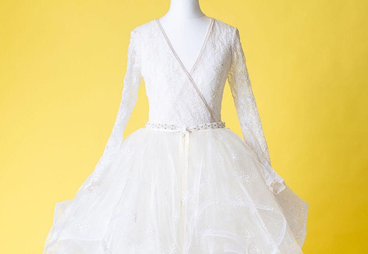 Eesti laste heaks peetakse pulmakleidioksjon
