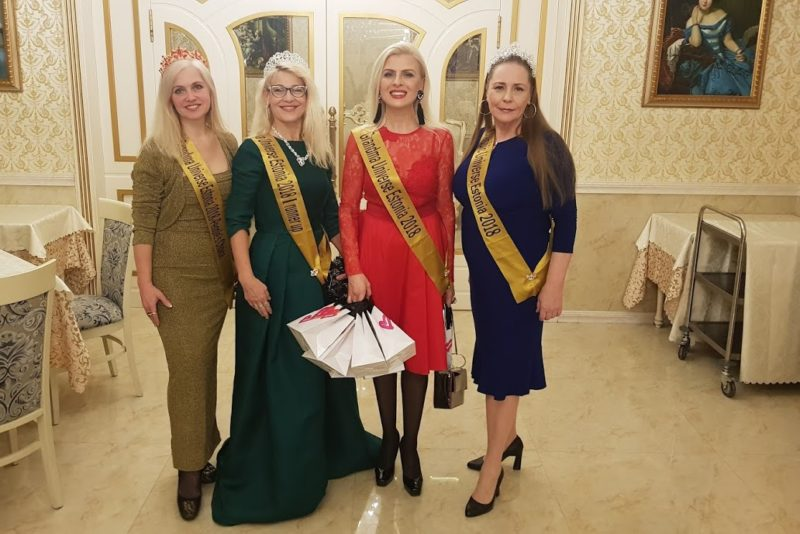 KÕIGE ILUSAM VANAEMA I Iluduskonkursil otsitakse Eesti kõige ilusamat vanaema