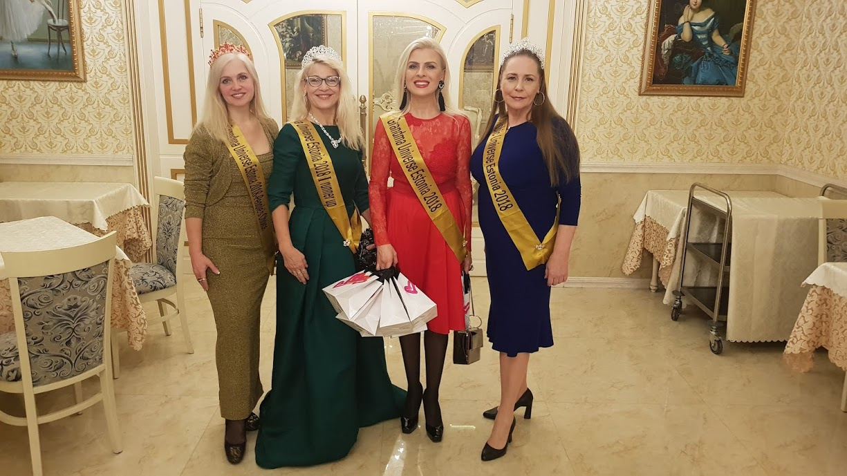 Inga Virolanen, Ntalja Mänd, Lilia Kozlova, Ritta Kondelin