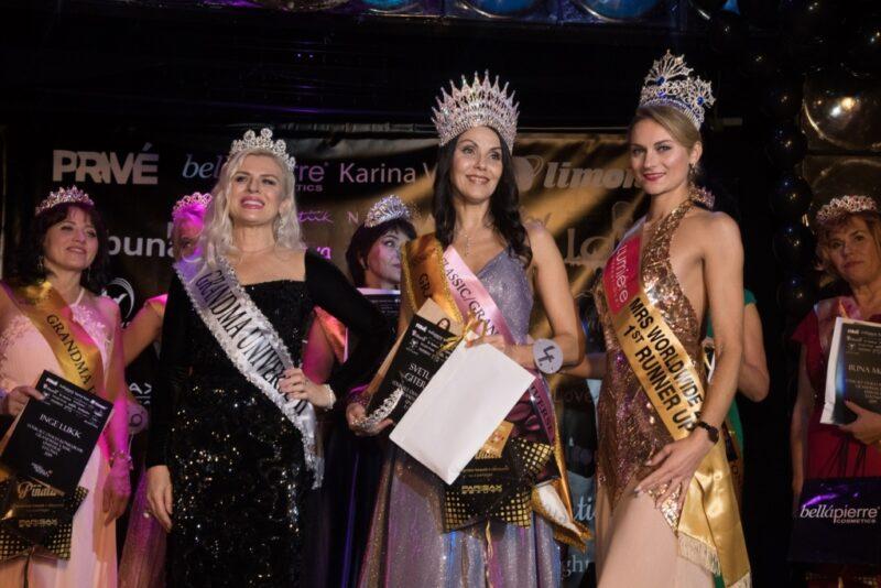 FOTOD: Eesti ilusaimaks vanaemaks valiti Svetlana Giterman